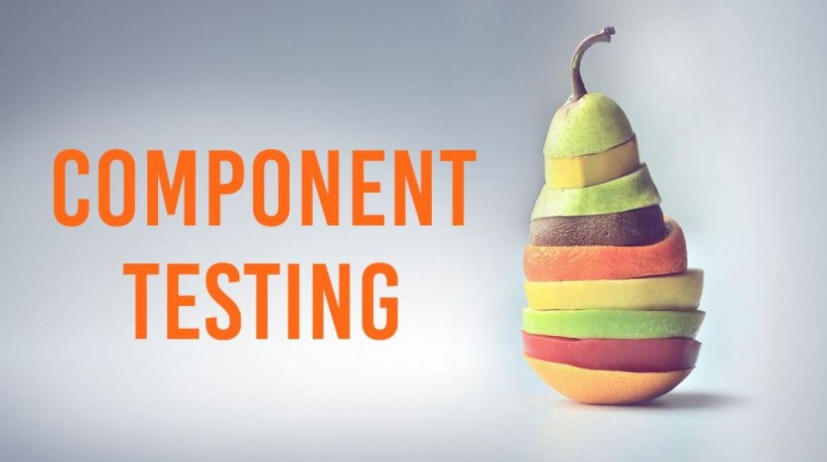 Kiểm thử thành phần (Component Testing) trong Functional Testing