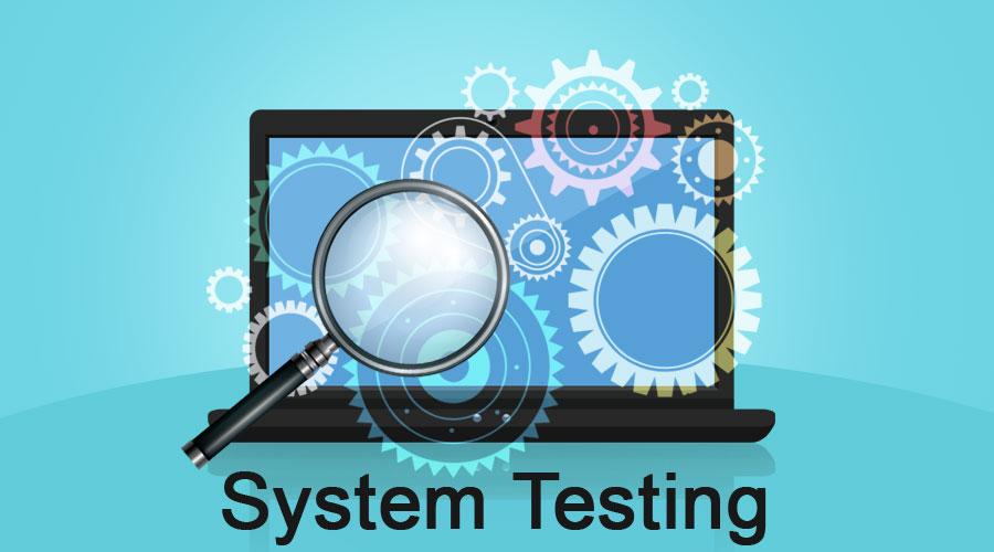 Kiểm thử hệ thống - System Testing