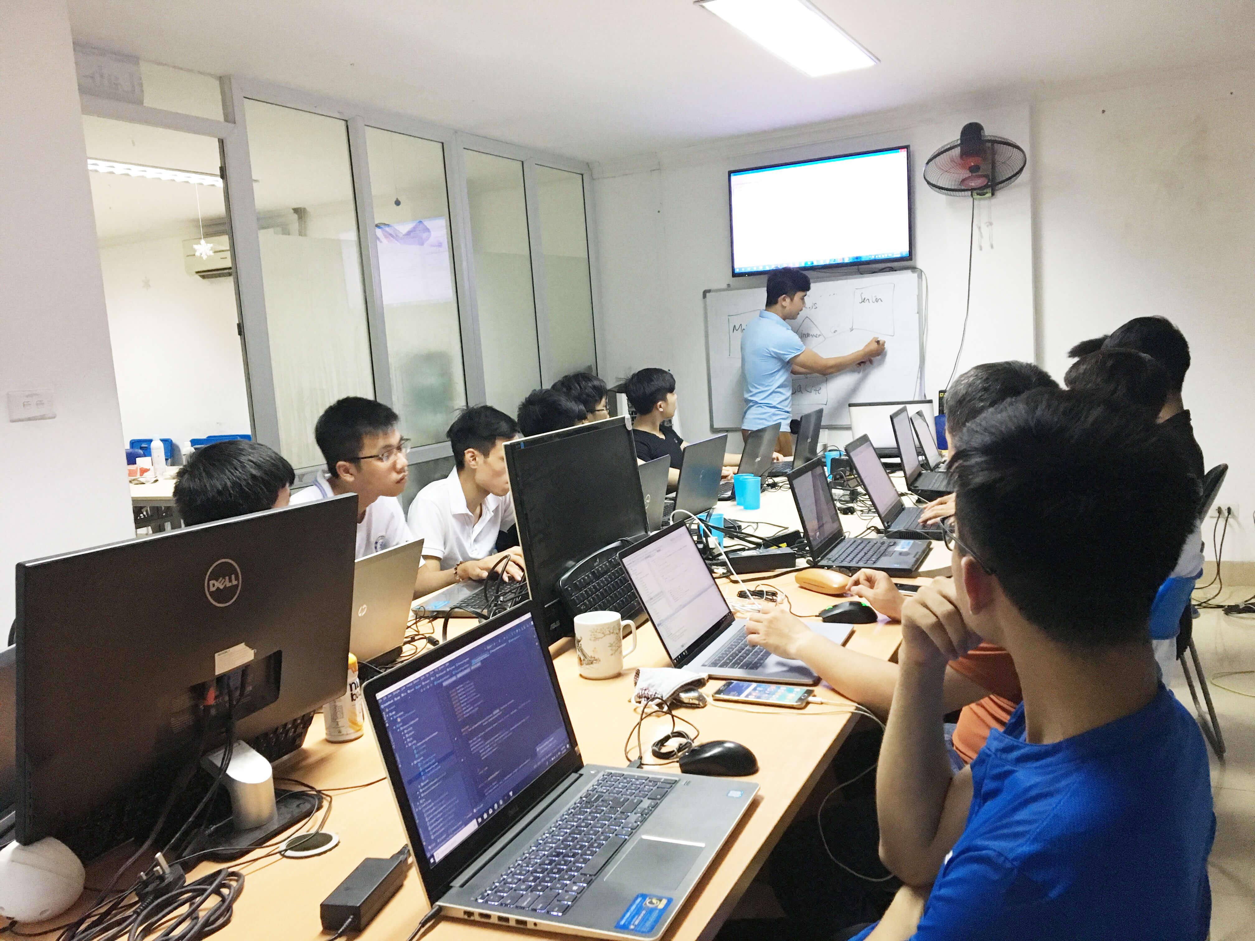 DevPro Việt Nam: Địa chỉ đào tạo lập trình theo quy trình làm dự án tại doanh nghiệp