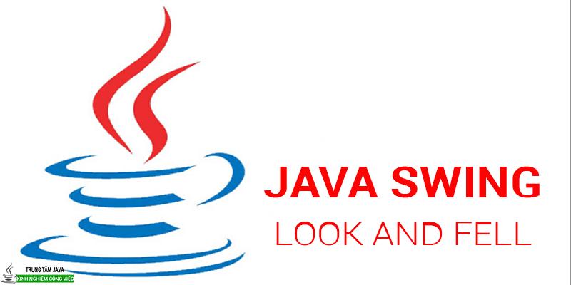 Hướng dẫn lập trình Java Swing từ A - Z