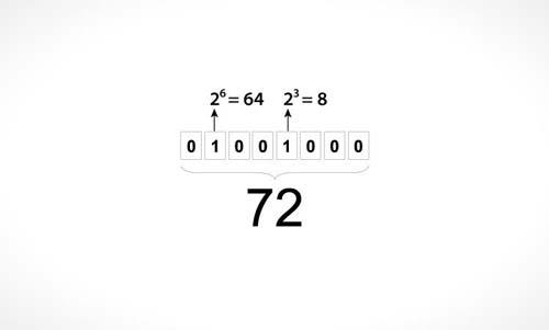 Bài tập hướng dẫn chuyển đổi từ số thập phân thành số nhị phân trong C