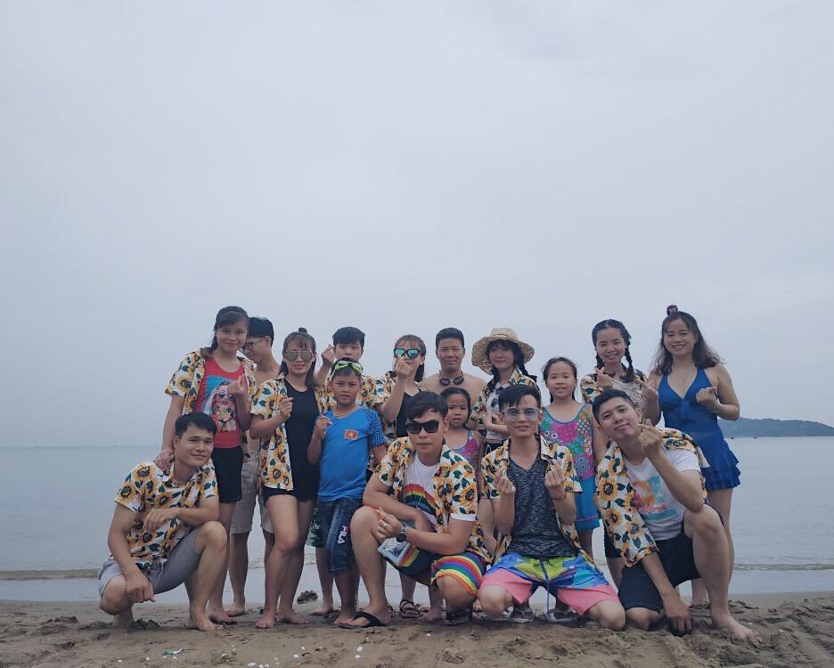 Kì nghỉ hè đầy yêu thương của gia đình Devpro Việt Nam