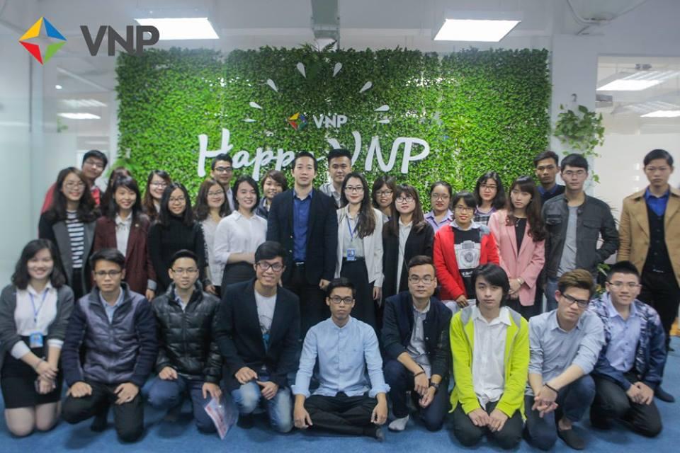 DevPro Việt Nam tuyển dụng Intern Part/Full-time  cho VNP