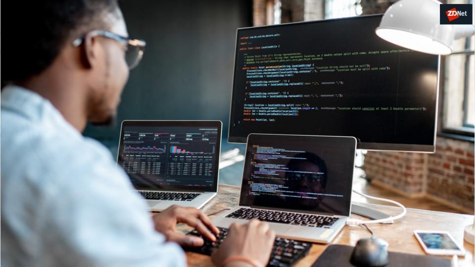 Dấn thân vào nghề lập trình