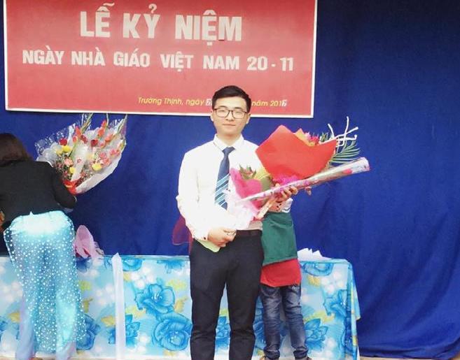 Nguyễn Trung Thành - Từ bỏ nghề giáo viên để tìm kiếm cơ hội mới