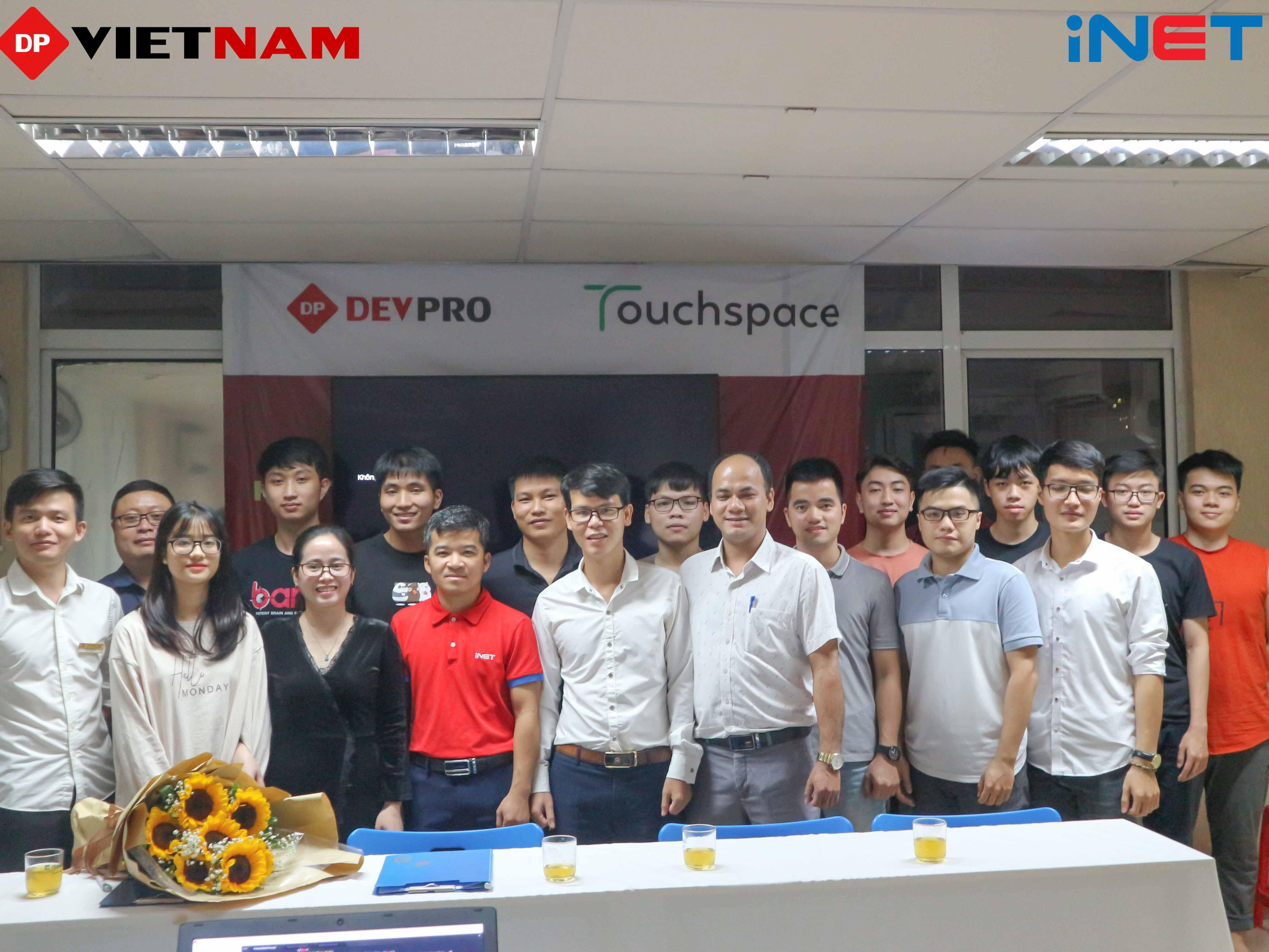 Devpro hợp tác với iNET cung cấp gói hosting miễn phí tới học viên